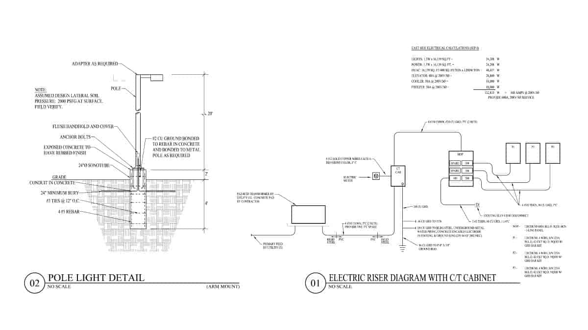 Shikles Center Schematic Design 2
