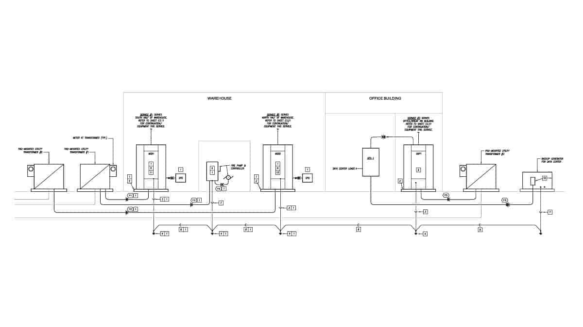 Midway USA Solar Schematic Design 2