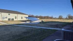 National Guard - Neosho Solar Project in Predevelopment Phase