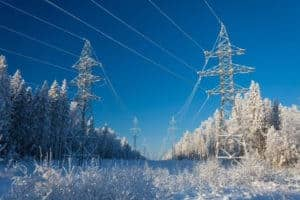 electric grid facing blackouts