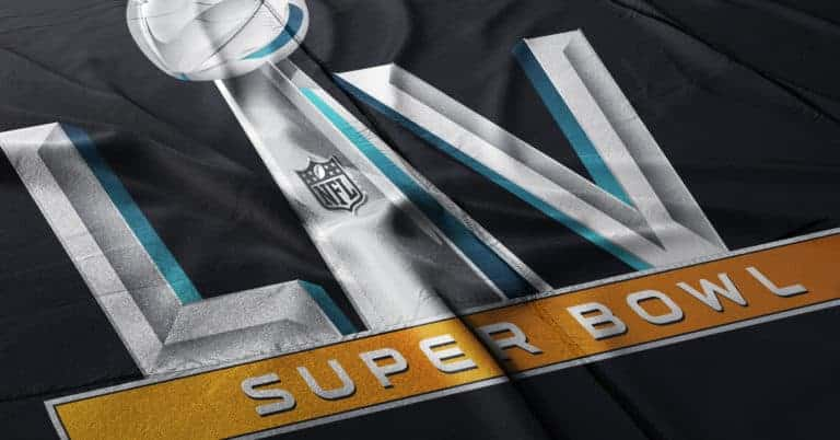 superbowl 2021 logo