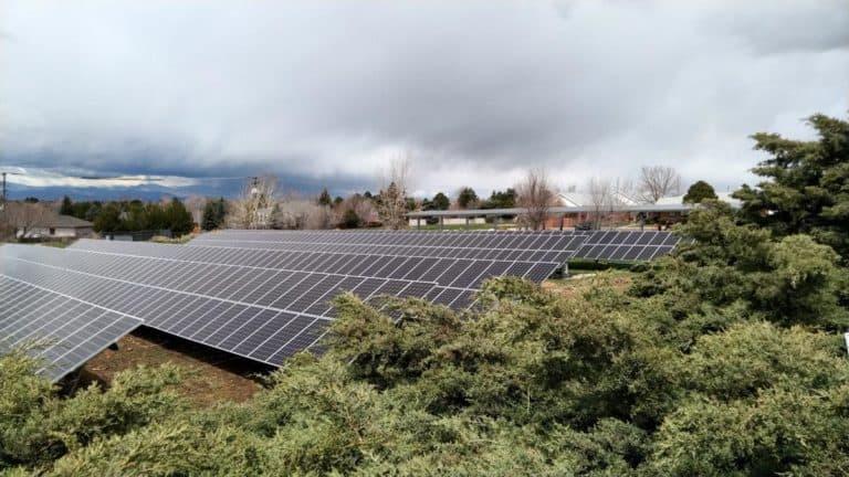 Community solar services
