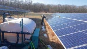 Baldwin City Solar Pic 1