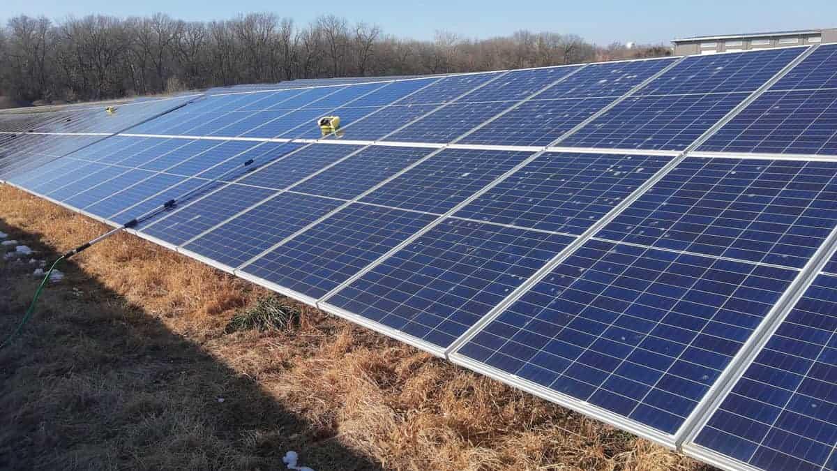 Baldwin City Solar Pic 2