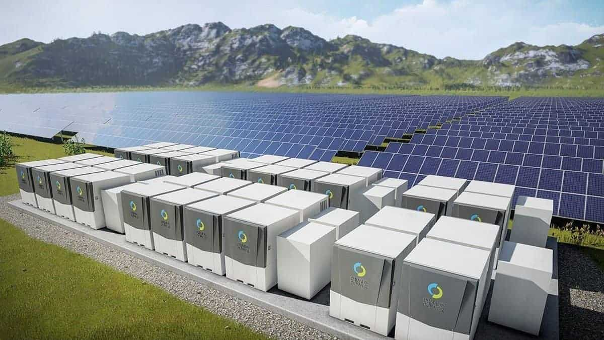 Commercial Solar Plus Storage | Designed, Built, and Funded by EnergyLink
