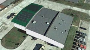 National Guard Popular Bluff Solar Rendering 2