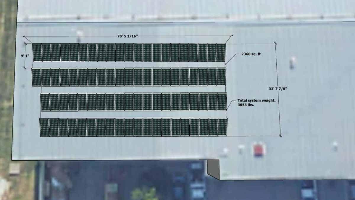 Little Dixie Construction Solar Rendering 1