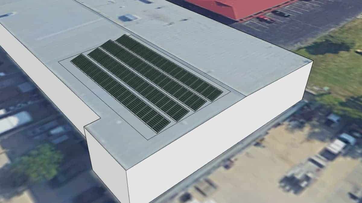 USDA Solar Rendering 2