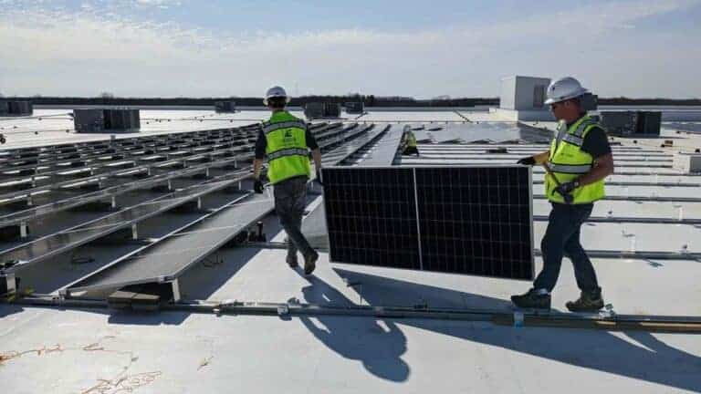 Solar repowering services from EnergyLink
