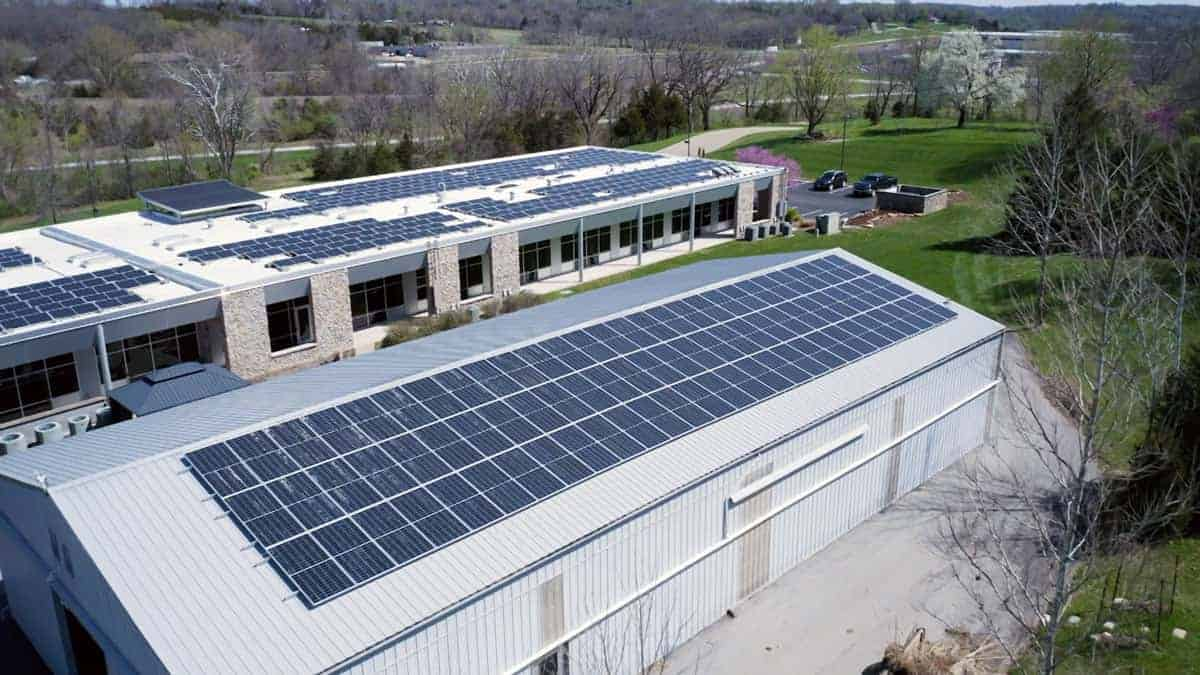 FairCom Solar Installation Pic 4