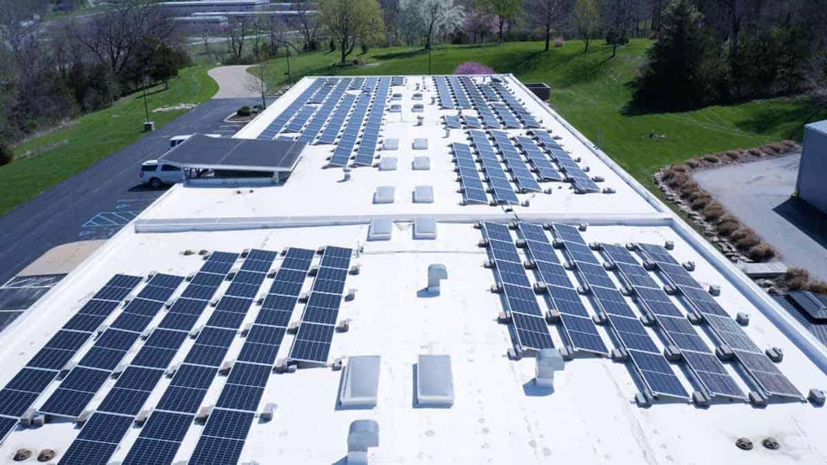 FairCom Solar Installation Pic 6