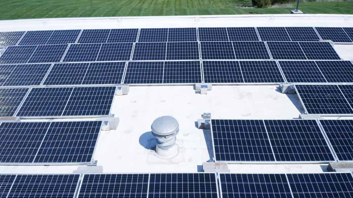 FairCom Solar Installation Pic 5