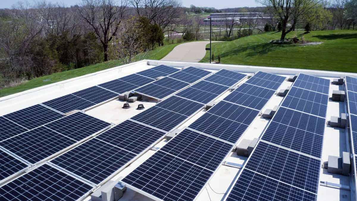 FairCom Solar Installation Pic 3