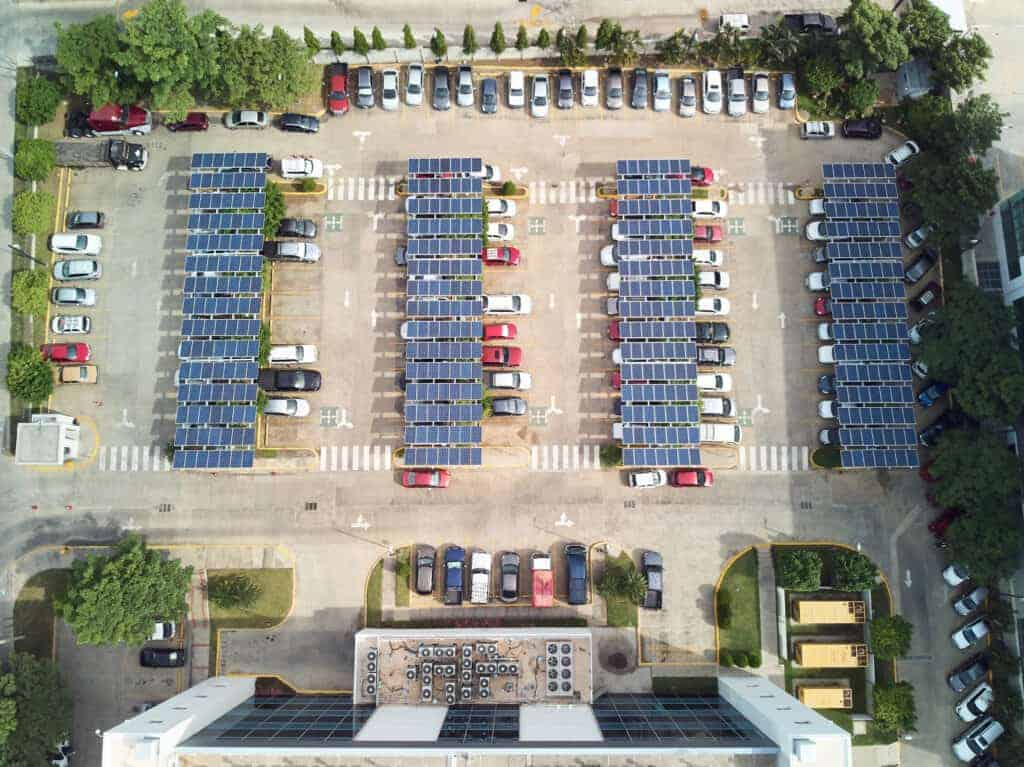 plan a commercial solar project