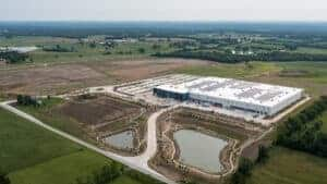MidwayUSA Headquarters Solar Project