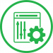 Commercial Building Automation Systems Icon
