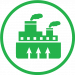 Commercial Geothermal Energy Storage Icon